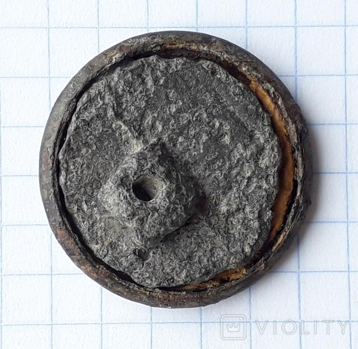 Пуговица Голова Лисы, фото №5