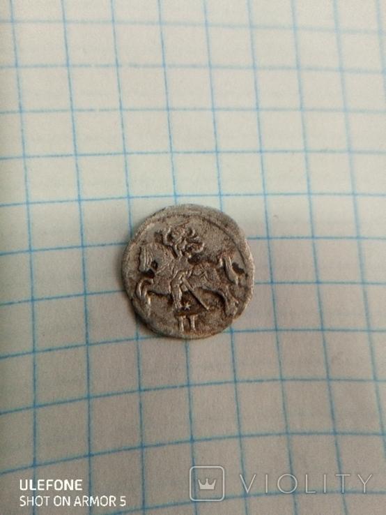 Двуденарий 1570г, фото №5
