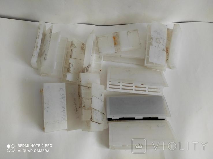 Коробки для микросхем 20 штук, фото №6