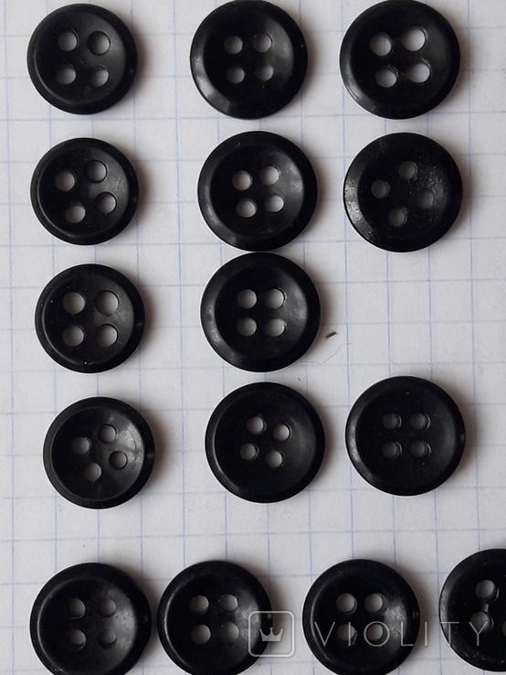 Пуговицы для амуниции разных периодов, 80 шт, фото №12