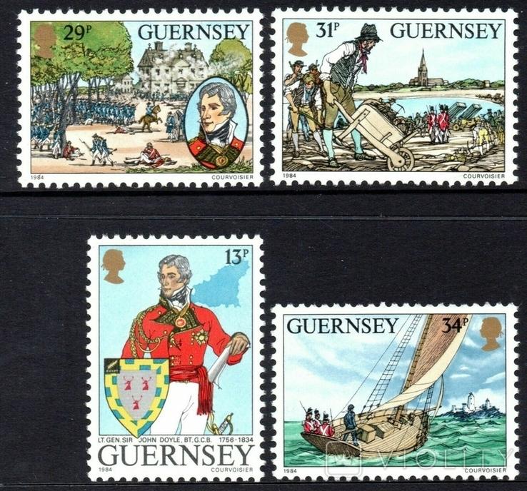 Гернси 1984 навигация
