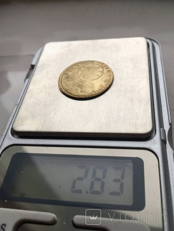 Златник Владимир 980-1015гг. гальванокопия, фото №3