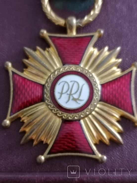 Польский крест в родной коробке, фото №3