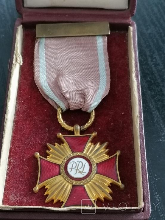 Польский крест в родной коробке, фото №5
