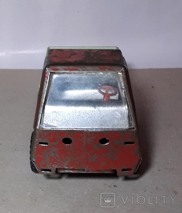 Машинка Грузовая длина 15 см. СССР ,Клеймо, фото №5