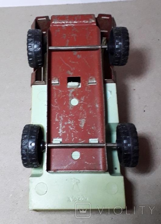 Машинка Грузовая длина 15 см. СССР ,Клеймо, фото №7