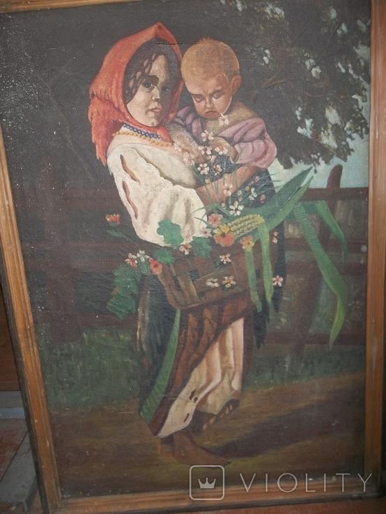 Крестьянские дети., фото №2