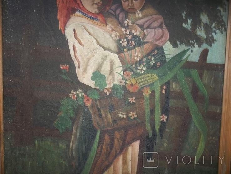 Крестьянские дети., фото №6