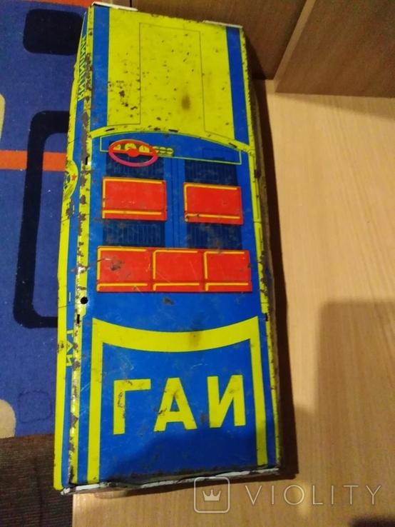 Машина ГАИ времён СССР, фото №4