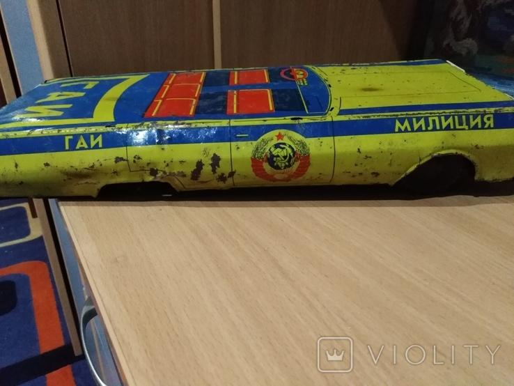 Машина ГАИ времён СССР, фото №8