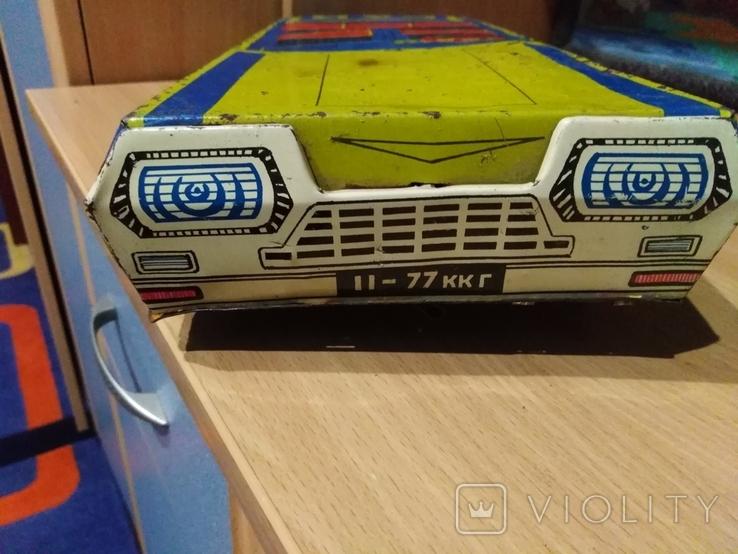 Машина ГАИ времён СССР, фото №9