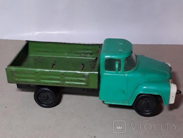 Машинка ЗИЛ времён СССР, фото №3