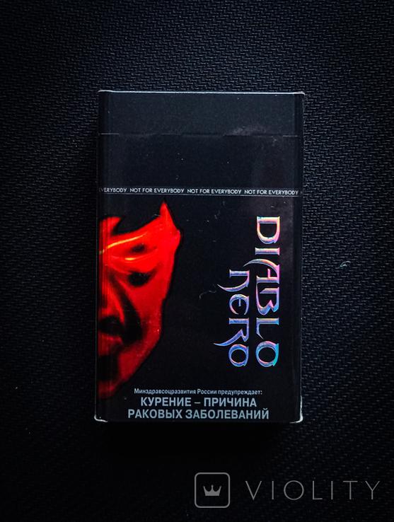 Diablo nero сигареты купить спб купить катриджи для сигарет