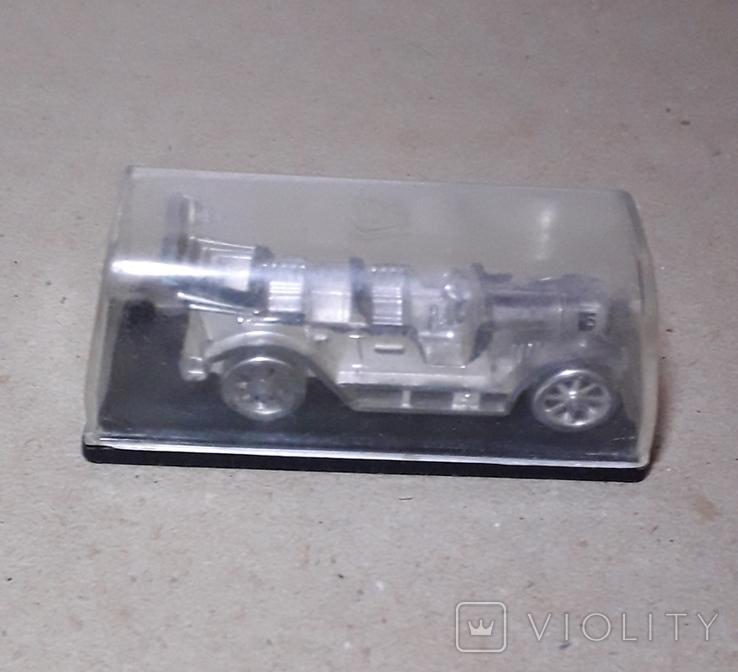 Маленькая РЕТРО машинка в коробке СССР, фото №2