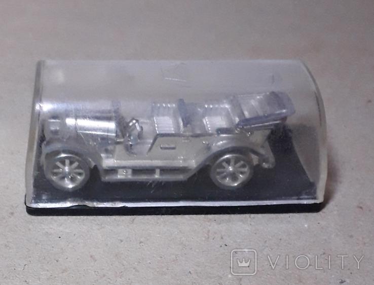 Маленькая РЕТРО машинка в коробке СССР, фото №3