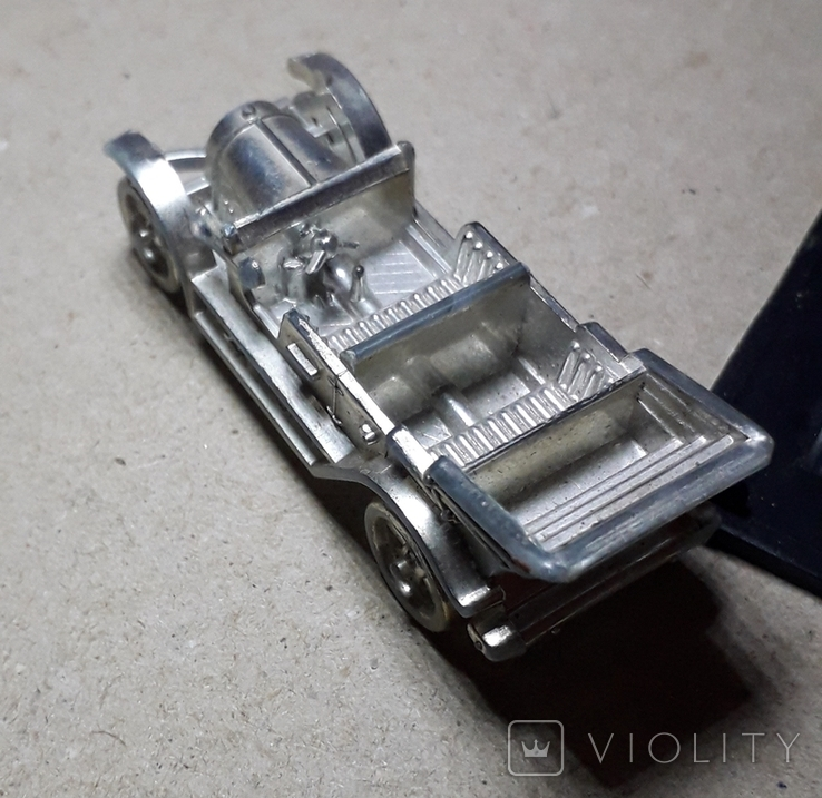 Маленькая РЕТРО машинка в коробке СССР, фото №6
