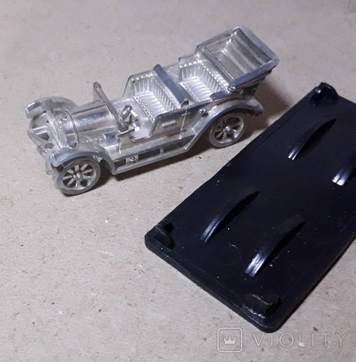 Маленькая РЕТРО машинка в коробке СССР, фото №7