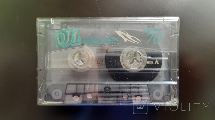 Касета TDK DJ1 70, фото №2