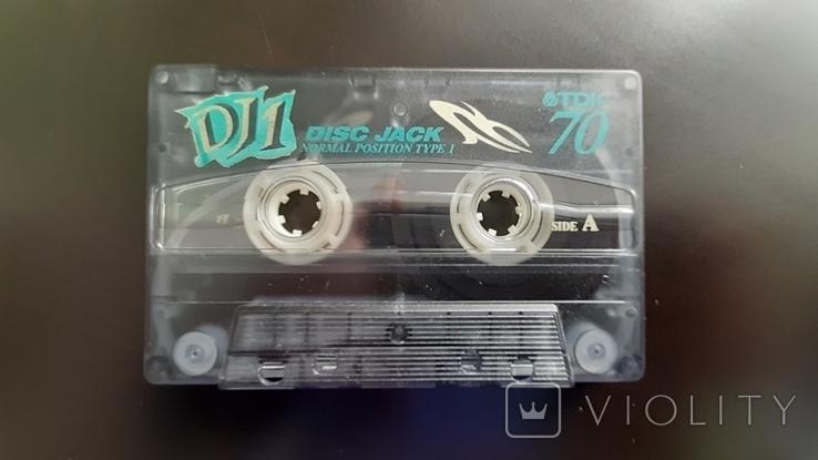 Касета TDK DJ1 70, фото №4