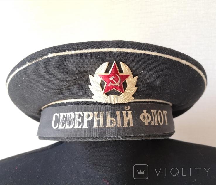 Безкозирка Северний флот, фото №2