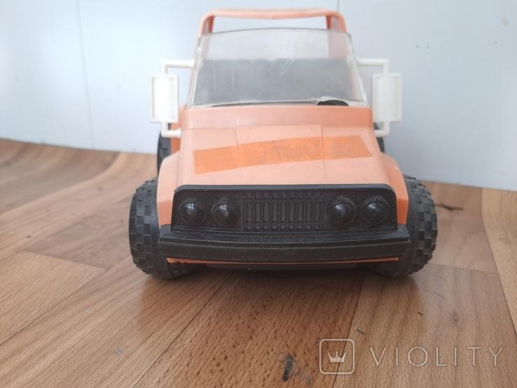 Машинка Джип СССР, фото №7