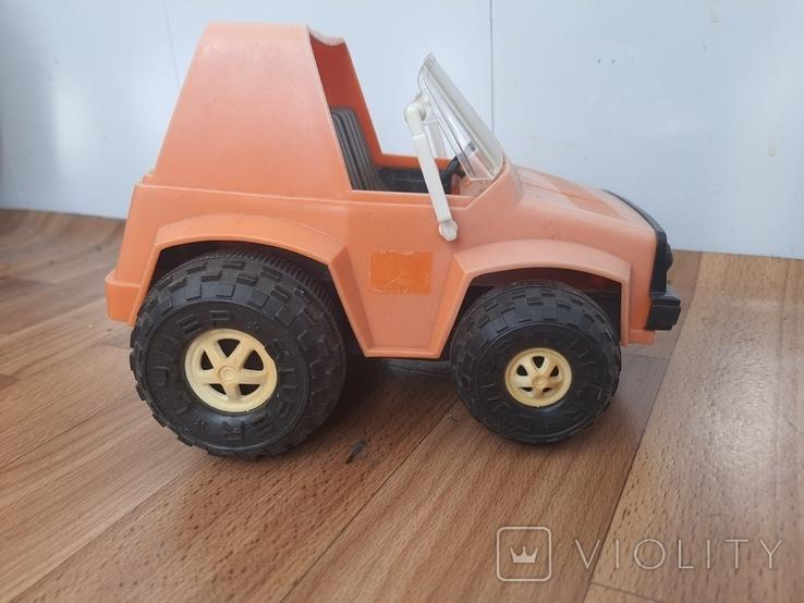 Машинка Джип СССР, фото №2