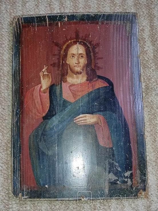 Икона Иисуса Креста, фото №5
