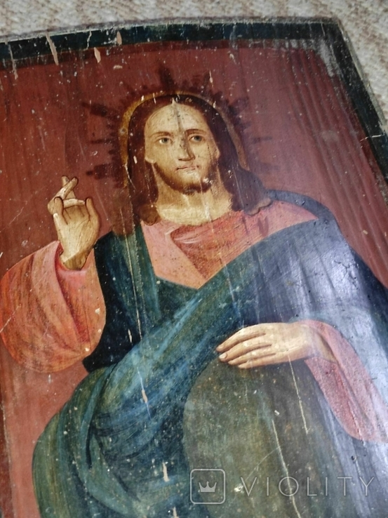 Икона Иисуса Креста, фото №2