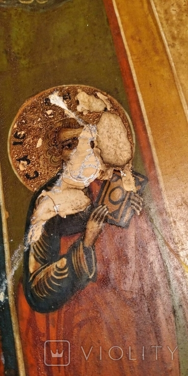 Икона трех святых, фото №8