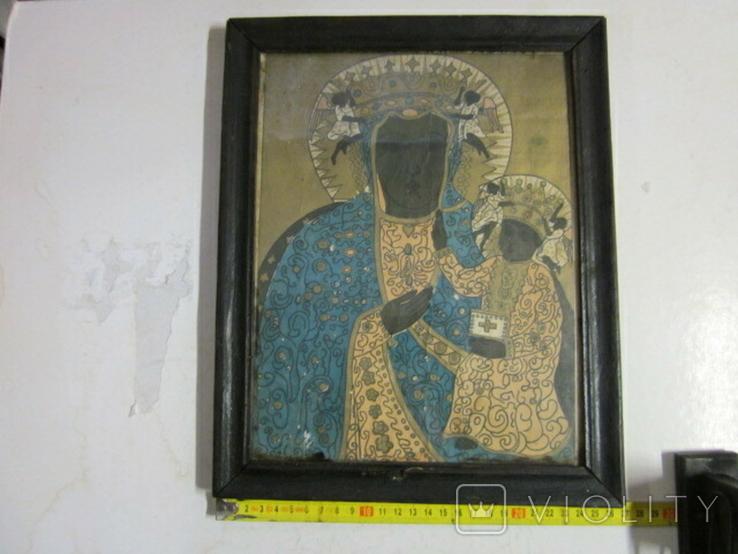 Икона католическая, фото №3