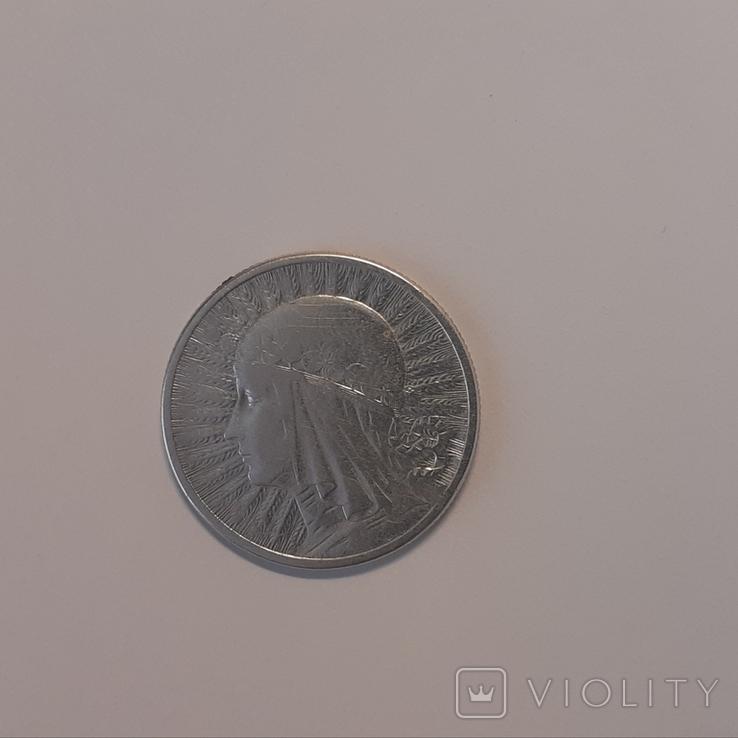 Польша 2 злотых, 1934 королева Ядвига, фото №4