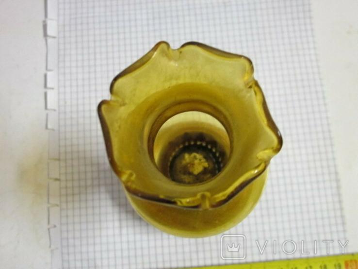 Керосиновая лампа из германии - Гонконг 12,5 см, фото №7