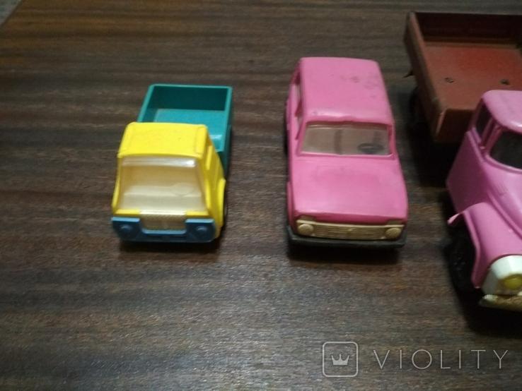 Машинки ссср одним лотом, фото №5