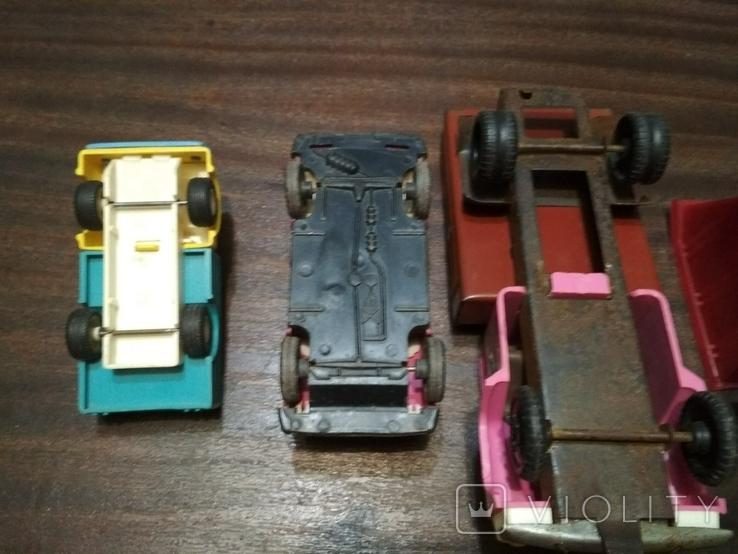 Машинки ссср одним лотом, фото №8