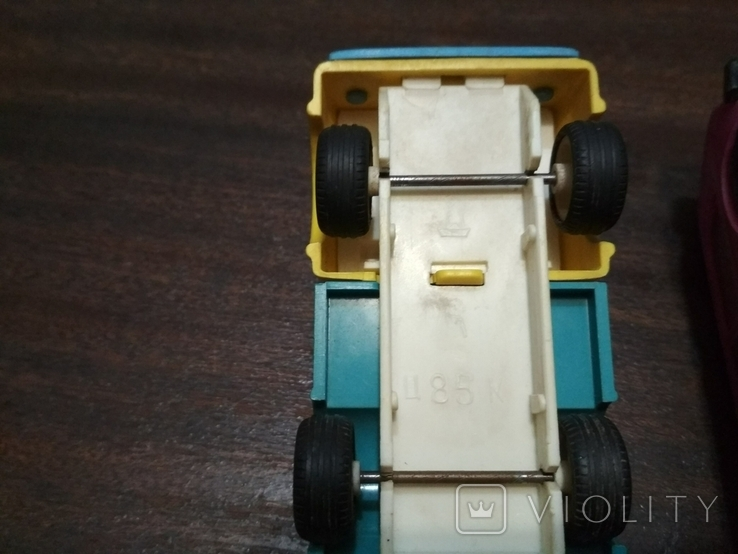 Машинки ссср одним лотом, фото №9