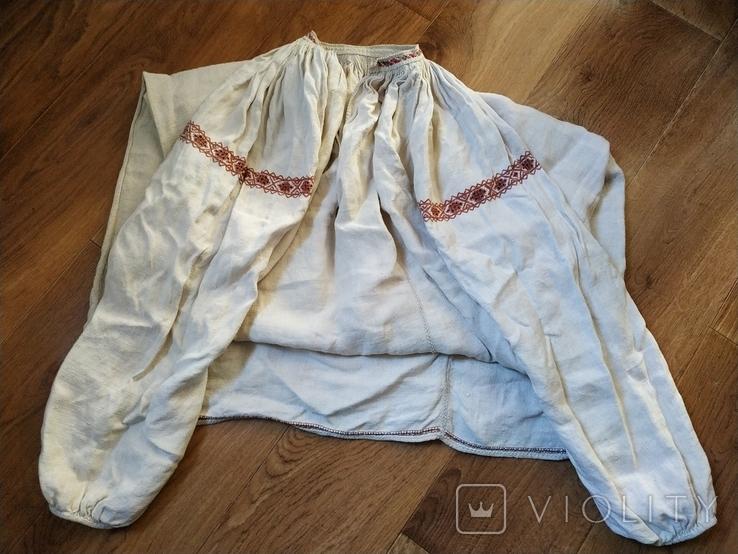 Вишита сорочка вишиванка черкаська, фото №2