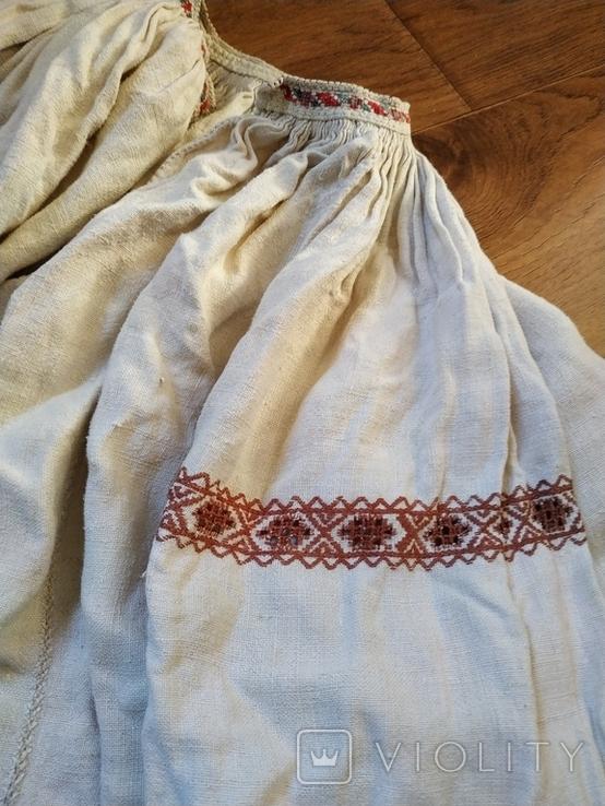 Вишита сорочка вишиванка черкаська, фото №3