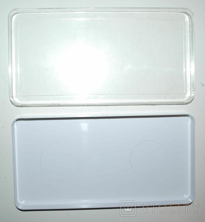 Подложки из меламина, Нюрнберг, Schuberth, W.Germany в футляре, 6 шт - 9,5х9,5 см., фото №8