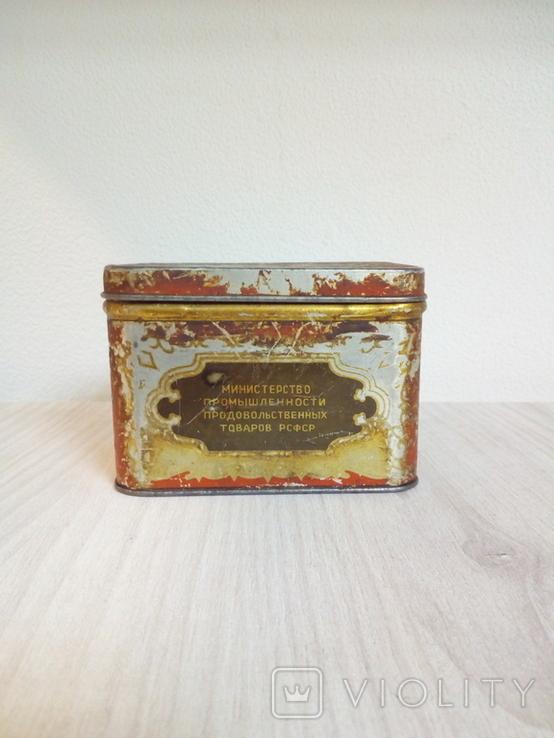 Банка Чай грузинский с инструкцией, фото №2