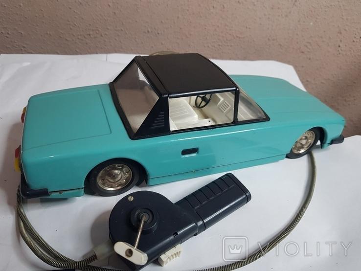 Машина на механическом управлении 17-17лен, фото №4