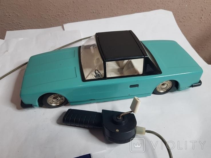 Машина на механическом управлении 17-17лен, фото №6