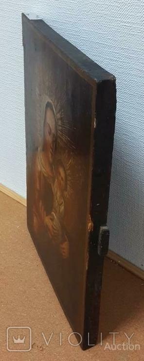"""Икона """"Богородица Толгская"""", рубеж 18 - 19веков, фото №4"""