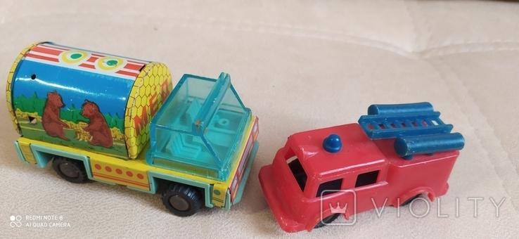 Две машинки из СССР, фото №2