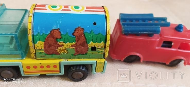 Две машинки из СССР, фото №8