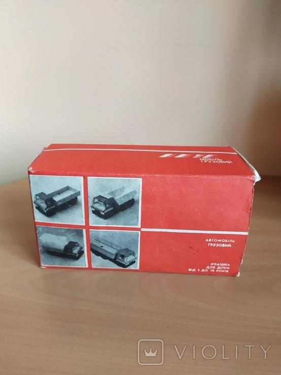 Новый автомобиль грузовой 1 в коробке Тернополь, фото №6