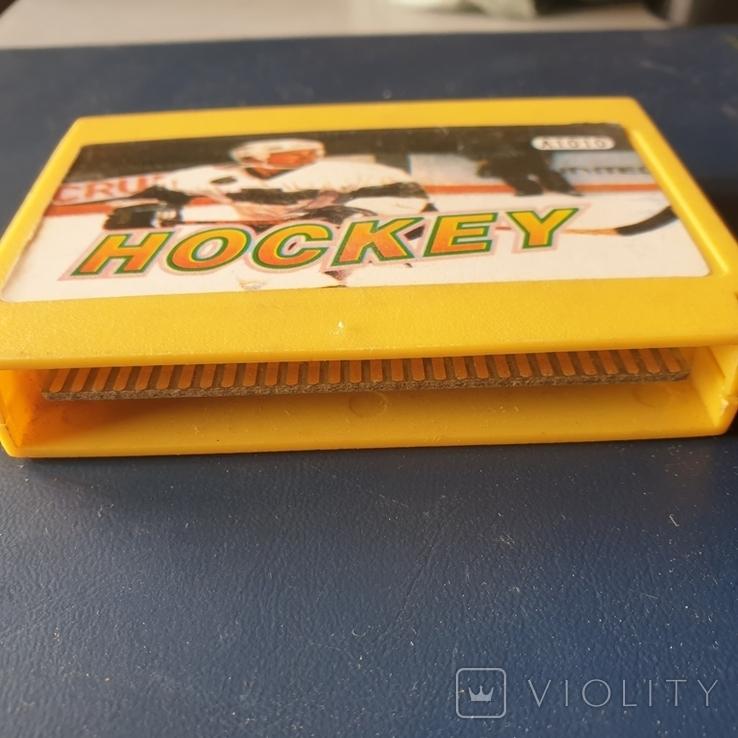 Картридж денди хокей, фото №4