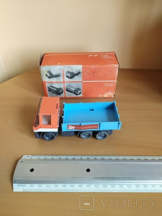 Новая грузовая машина 2 в упаковке Тернополь, фото №2