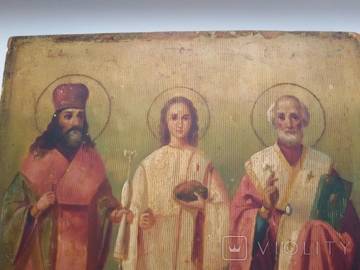 Икона Избранные Святые, фото №3