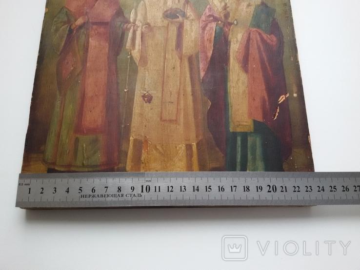 Икона Избранные Святые, фото №6