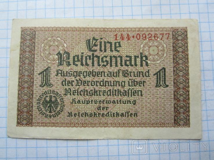 1 рейхсмарка., фото №2
